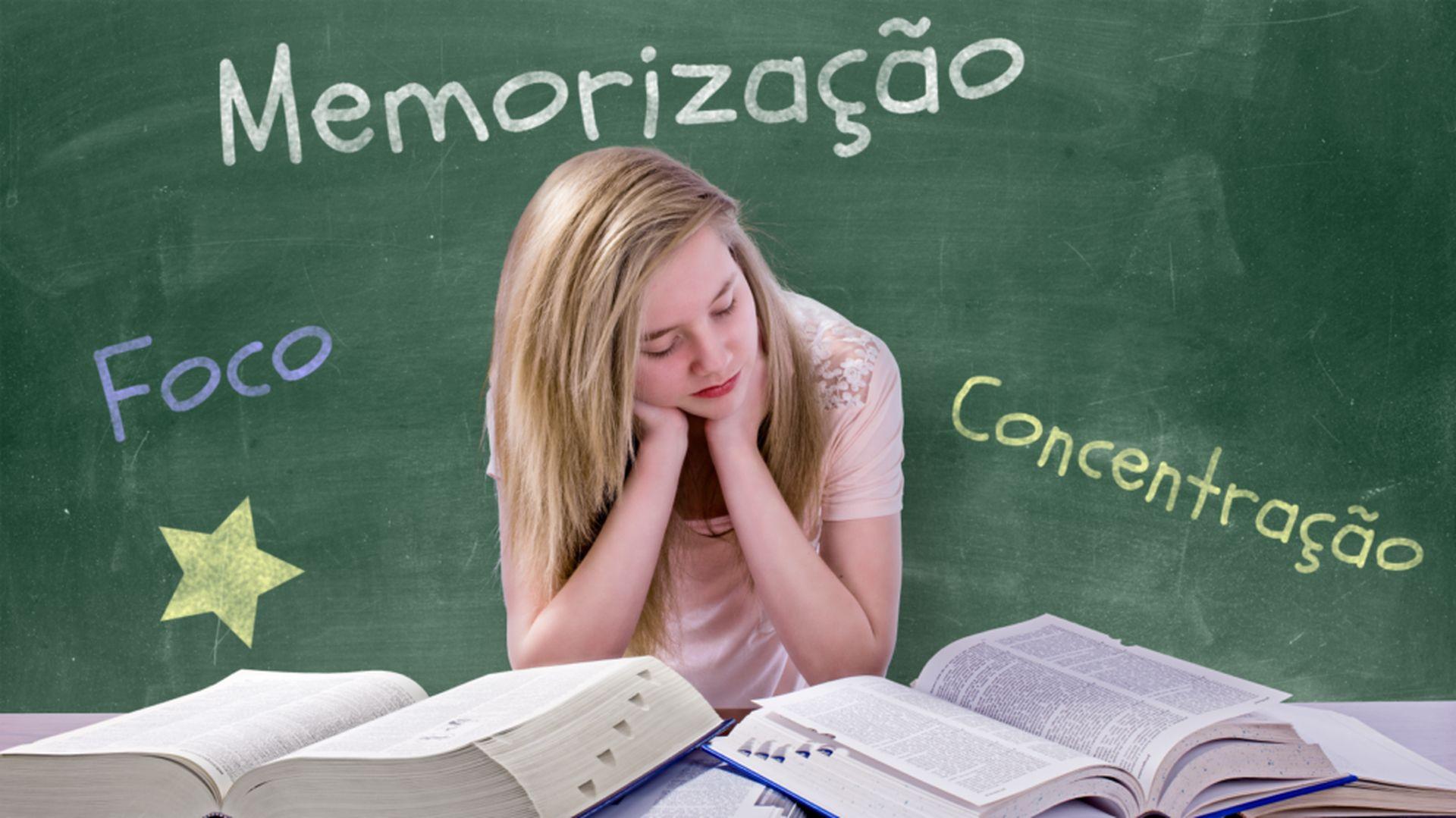 Como melhorar a concentração e memorização nos estudos