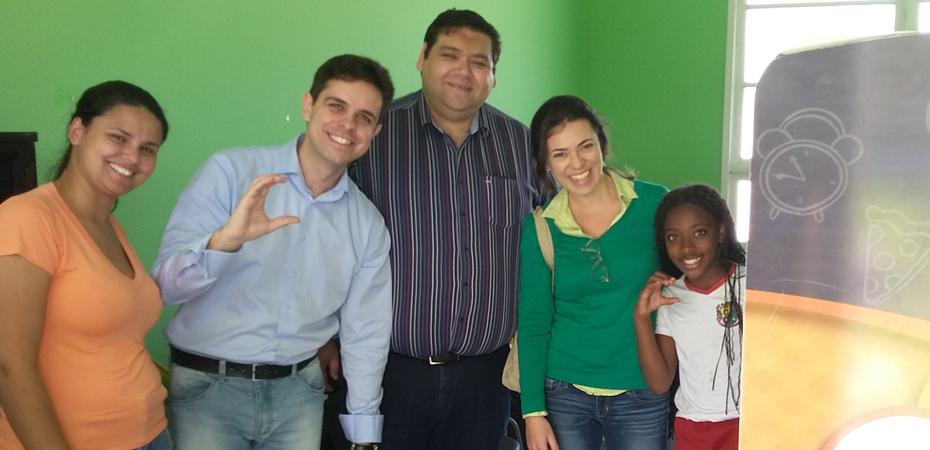 CLUBEaluno contribui com a revolução na educação em Paulo Lopes